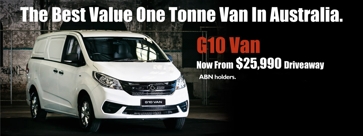 LDV G10 - Click on the link to watch our video!